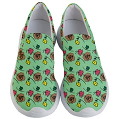 Lady Bug Fart - Nature And Insects Women s Lightweight Slip Ons by DinzDas