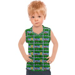 Game Over Karate And Gaming - Pixel Martial Arts Kids  Sport Tank Top