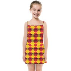 Japan Nippon Style - Japan Sun Kids  Summer Sun Dress by DinzDas
