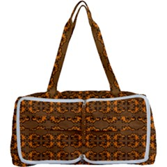 Inka Cultur Animal - Animals And Occult Religion Multi Function Bag by DinzDas