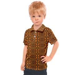 Inka Cultur Animal - Animals And Occult Religion Kids  Polo Tee