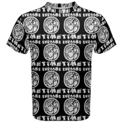 Inka Cultur Animal - Animals And Occult Religion Men s Cotton Tee by DinzDas