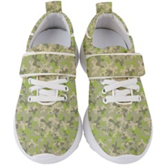 Camouflage Urban Style And Jungle Elite Fashion Kids  Velcro Strap Shoes