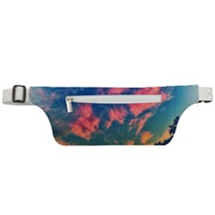 Brushstroke Skies Active Waist Bag