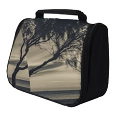 Coast Sunset Scene, Montevideo, Uruguay Full Print Travel Pouch (small) by dflcprintsclothing