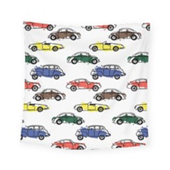 Cars Pattern Square Tapestry (small)