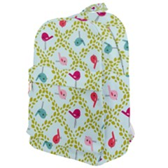 Birds Pattern Background Classic Backpack