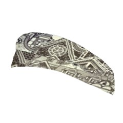 Four Hand Drawn City Patterns Stretchable Headband