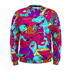 Dinos Men s Sweatshirt by Sobalvarro