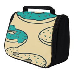 Donuts Full Print Travel Pouch (small) by Sobalvarro