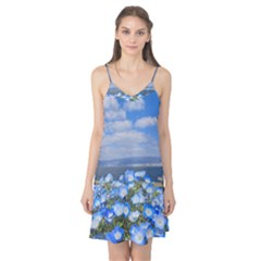 Floral Nature Camis Nightgown
