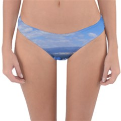 Floral Nature Reversible Hipster Bikini Bottoms