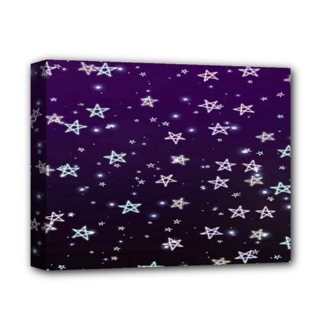Stars Deluxe Canvas 14  X 11  (stretched) by Sparkle