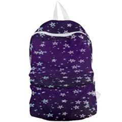 Stars Foldable Lightweight Backpack
