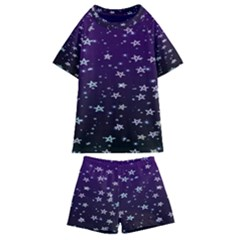 Stars Kids  Swim Tee And Shorts Set by Sparkle