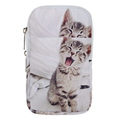 Laughing Kitten Waist Pouch (small)