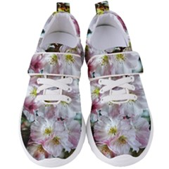 Pinkfloral Women s Velcro Strap Shoes by Sparkle