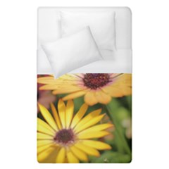 Yellow Flowers Duvet Cover (single Size)