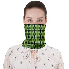 Digital Pattern Face Covering Bandana (adult)