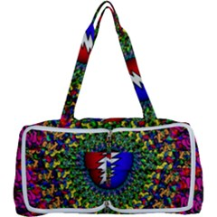 Grateful Dead Multi Function Bag by Sapixe