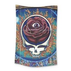 Grateful Dead Ahead Of Their Time Small Tapestry