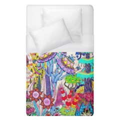 Mountain Abstract Duvet Cover (single Size)