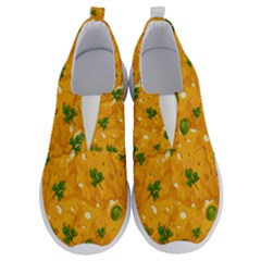 When Cheese Is Love No Lace Lightweight Shoes by designsbymallika