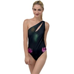 Flowerpower #48 To One Side Swimsuit by Kettukas