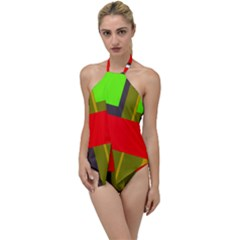 Serippy Go With The Flow One Piece Swimsuit