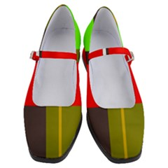 Serippy Women s Mary Jane Shoes