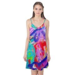 Crazy Graffiti Camis Nightgown by essentialimage
