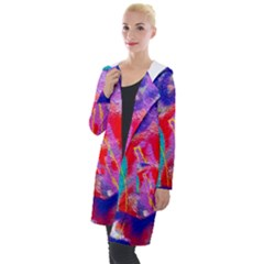 Crazy Graffiti Hooded Pocket Cardigan by essentialimage