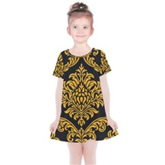 Finesse  Kids  Simple Cotton Dress by Sobalvarro