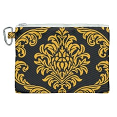 Finesse  Canvas Cosmetic Bag (xl) by Sobalvarro