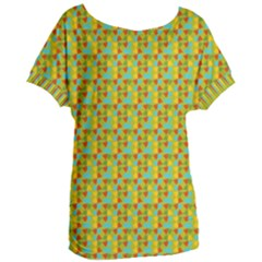 Lemon And Yellow Women s Oversized Tee by Sparkle