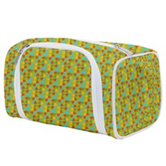 Lemon And Yellow Toiletries Pouch