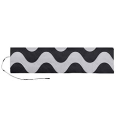 Copacabana  Roll Up Canvas Pencil Holder (l) by Sobalvarro