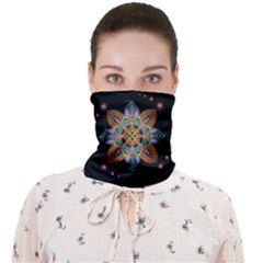 Abundance Of Authenticity Face Covering Bandana (adult) by idjy