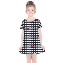 Herd Immunity Kids  Simple Cotton Dress