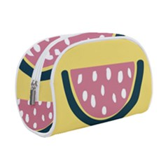 Fruit Watermelon Red Makeup Case (small)