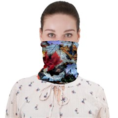Rainbow Season Face Covering Bandana (adult)