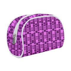 Digital Violet Makeup Case (small) by Sparkle