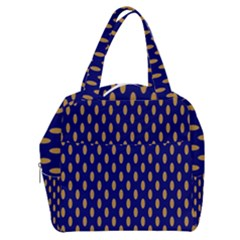 Polka Dots Boxy Hand Bag by Sparkle