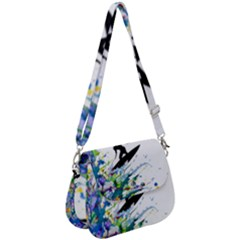 Nature Surfing Saddle Handbag