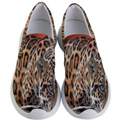 Nature With Tiger Women s Lightweight Slip Ons by Sparkle