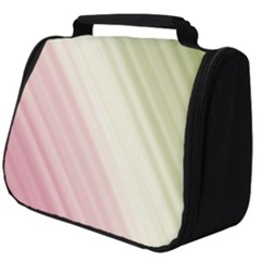 Pink Green Full Print Travel Pouch (big)
