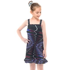 Digital Room Kids  Overall Dress by Sparkle