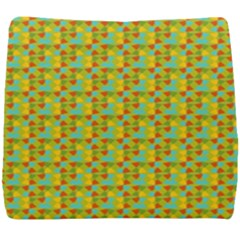 Lemon And Yellow Seat Cushion