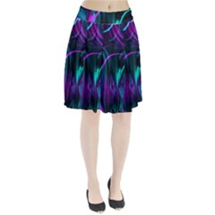 Drunk Vision Pleated Skirt