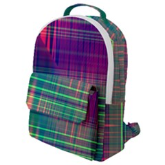 Glitch Flap Pocket Backpack (small)